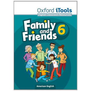 Family and Friends American English 6 iTools