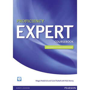 Expert Proficiency Coursebook w/ CD Pack - Megan Roderick