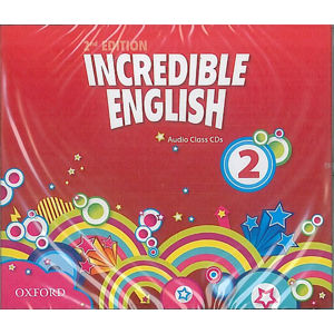 Incredible English 2 Class Audio CDs /3/ (2nd) - Sarah Phillips