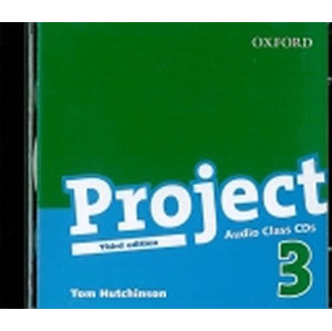 Project 3 Class Audio CDs /2/ (3rd) - Tom Hutchinson