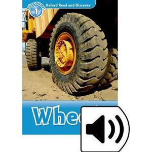Oxford Read and Discover Level 1 Wheels with Mp3 Pack