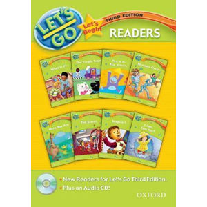 Let´s Go Let´s Begin Reader Pack (3rd)