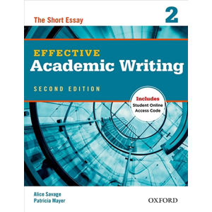Effective Academic Writing 2 The Short Essay (2nd)