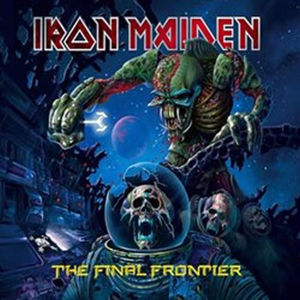 The Final Frontier - CD - Iron Maiden