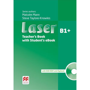 Laser (3rd Edition) B1+: Teacher's Book + eBook - Steve Taylore-Knowles