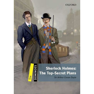 Dominoes 1 Sherlock Holmes the Top-secret Plans with Audio Mp3 Pack (2nd)