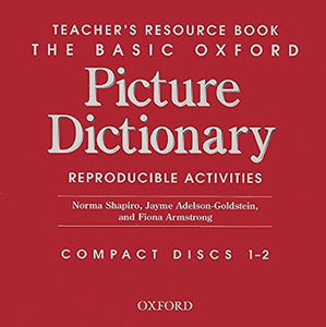 The Basic Oxford Picture Dictionary Teacher´s Resource Book Audio CDs /2/ (2nd)