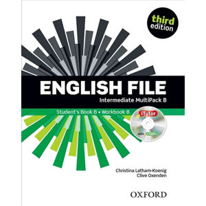 English File Intermediate Multipack B with Online Skills (3rd) without CD-ROM