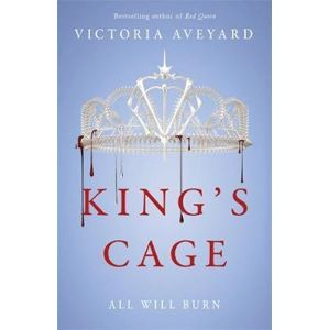 King´s Cage : Red Queen Book 3