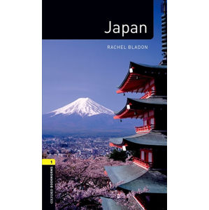 Oxford Bookworms Factfiles 1 Japan with Audio Mp3 Pack (New Edition)