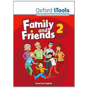 Family and Friends American English 2 iTools