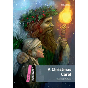 Dominoes Starter Christmas Carol with Audio Mp3 Pack (2nd)