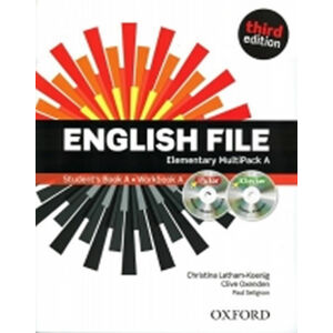 English File Elementary Multipack A with iTutor DVD-ROM (3rd) - Christina Latham-Koenig, Clive Oxenden