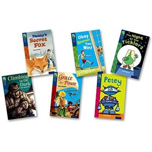 Oxford Reading Tree TreeTops Fiction 14 Pack of 6 - kolektiv autorů