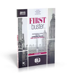 First Buster: Teacher´s Book with Answer Key and Audio Transcripts