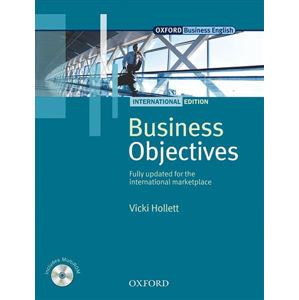 Business Objectives Student´s Book Pack (International Edition)