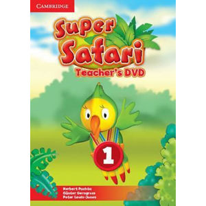 Super Safari Level 1 Teacher´s DVD - Herbert Puchta, Herbert Puchta