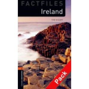 Oxford Bookworms Library Factfiles 2 Ireland audio CD pack - Tim Vicary