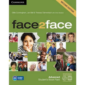 face2face Advanced Student´s Book with DVD-ROM and Online Workbook Pack - Gillie Cunningham