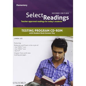 Select Readings Elementary Teacher´s Resource CD-ROM (2nd)
