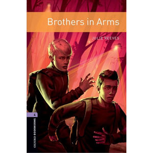 Oxford Bookworms Library 4 Brothers in Arms (New Edition)