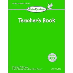 Kid´s Readers Teacher´s Book + Audio CD Pack