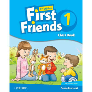 First Friends 1 Course Book (2nd)