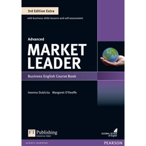 Market Leader 3rd Edition Extra Advanced Coursebook w/ DVD-ROM/ MyEnglishLab Pack - Margaret O'Keeffe