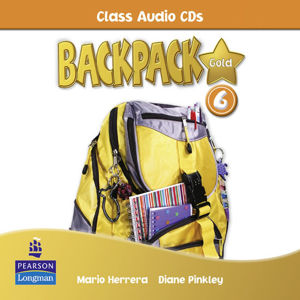 BackPack Gold New Edition 6 Class Audio CD - 2nd Revised edition - Mario Herrera