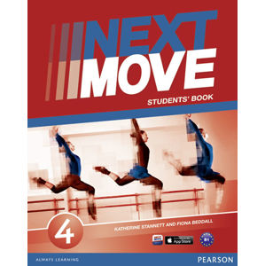 Next Move 4 Students´ Book - Katherine Stannett