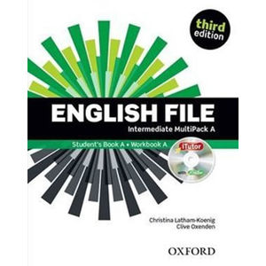 English File Intermediate Multipack A (3rd) without CD-ROM