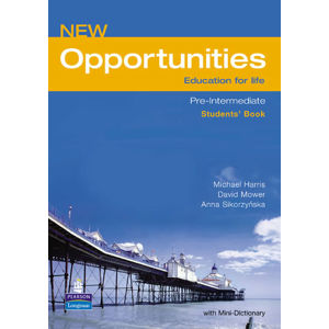 New Opportunities Pre-Intermediate Students´ Book - 2nd Revised edition - David Mower