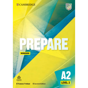 Prepare Second edition Level 3 Workbook with Audio Download