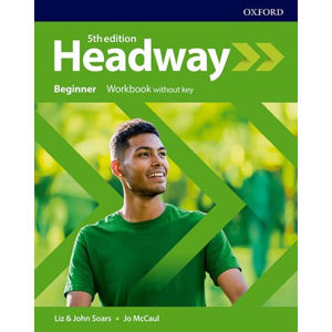 New Headway Beginner Workbook without Answer Key (5th)