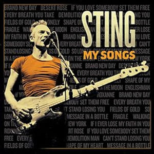 Sting: My Songs - LP