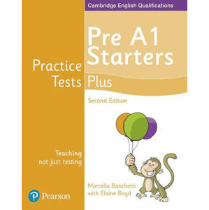 Practice Tests Plus YLE 2nd Edition Starters Students´ Book
