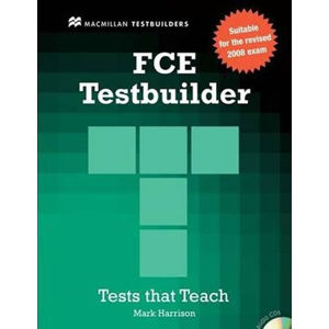 First Certificate Testbuilder 2010: Without Key + Audio CD Pack - Mark Harrison