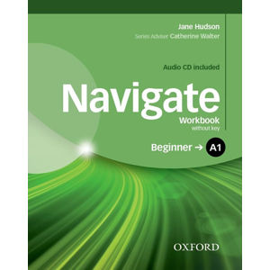 Navigate Beginner A1 Workbook without Key and Audio CD