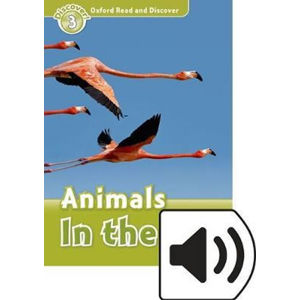 Oxford Read and Discover Level 3 Animals in the Air with Mp3 Pack