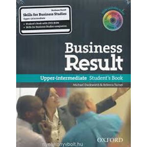 Business Result DVD Edition Upper Intermediate Skills for Business Studies Pack - Louis Rogers
