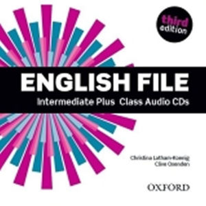 English File Intermediate Plus Class Audio CDs /4/ (3rd) - Christina Latham-Koenig, Clive Oxenden