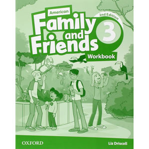 Family and Friends American English 3 Workbook (2nd)