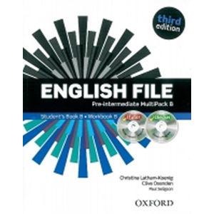 English File Pre-intermediate Multipack B with iTutor DVD-ROM (3rd) - Christina Latham-Koenig, Clive Oxenden