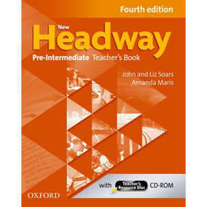 New Headway Pre-intermediate Teacher´s Book with Teacher´s Resource Disc (4th) - John Soars, Liz Soars