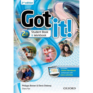 Got It! 2 Student´s Pack B with Digital Workbook (2nd)