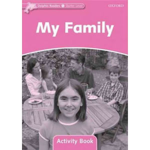 Dolphin Readers Starter My Family Activity Book