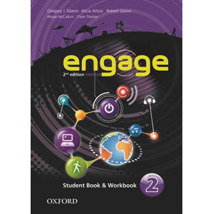 Engage 2 Student´s Book and Workbook Pack (2nd)