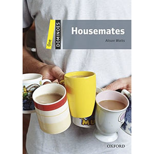 Dominoes 1 Housemates with Audio Mp3 Pack (2nd)