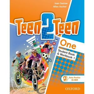 Teen2Teen 1 Student Book and Workbook with CD-ROM