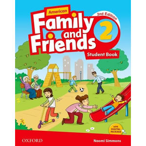 Family and Friends American English 2 Student´s book (2nd)